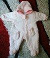 Kombinezon dla dziewczynki (3-6 miesięcy)  oferta Odzież